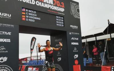 IRONMAN 70.3 World Championship 2018