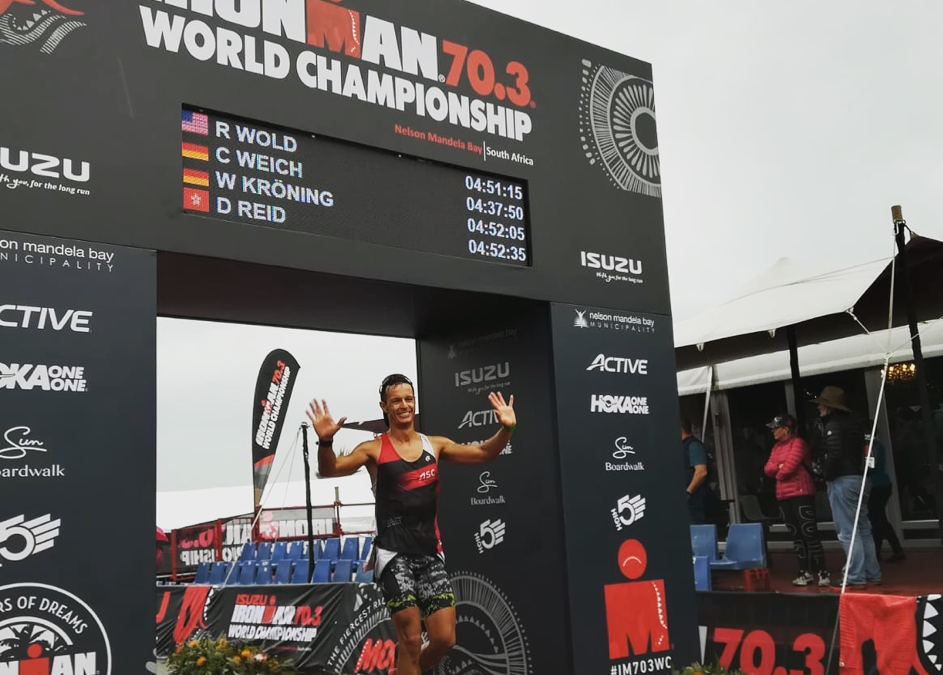 IRONMAN 70.3 World Championship 2018