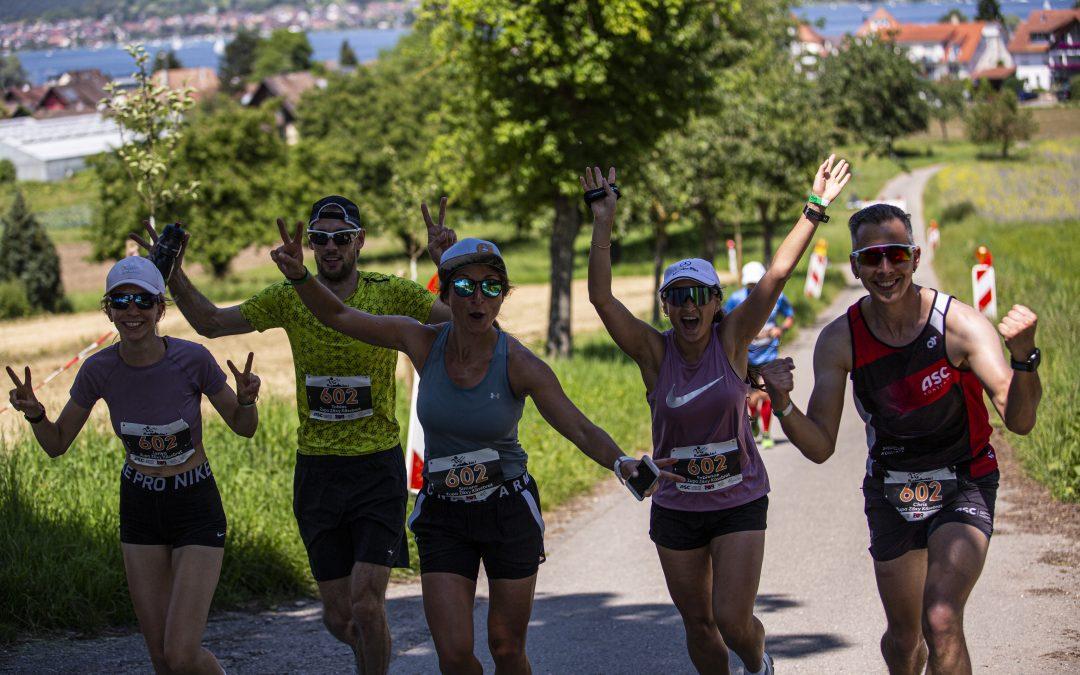 1. 24-Stunden-Lauf auf der Reichenau