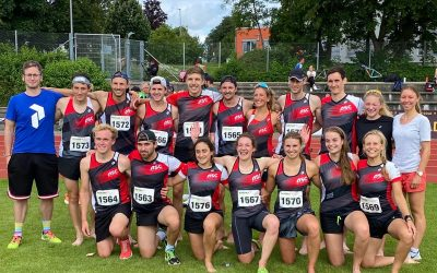 Liga: Dezentraler Swim & Run in Bad Waldsee